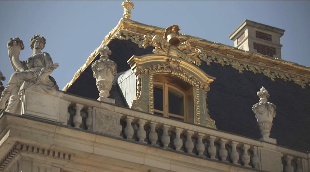 Restauration de l'appartement de Mme du Barry, à Versailles Capt2881