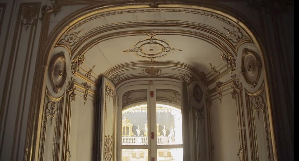 Restauration de l'appartement de Mme du Barry, à Versailles Capt2882