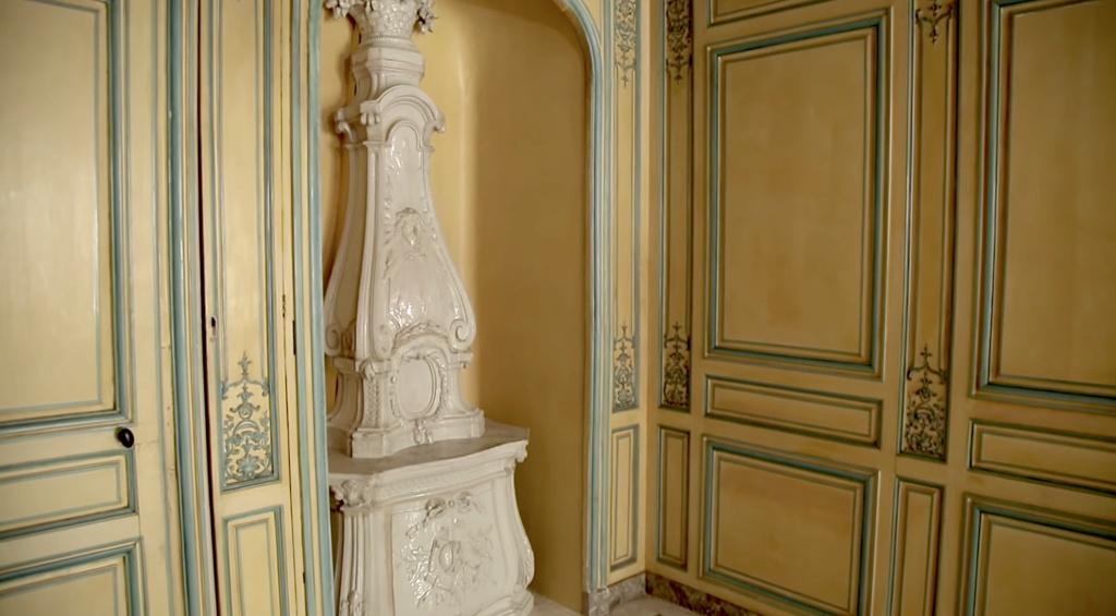 Restauration de l'appartement de Mme du Barry, à Versailles Capt2884