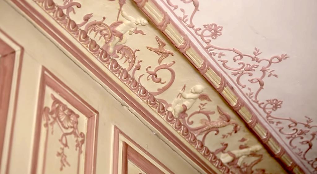 Restauration de l'appartement de Mme du Barry, à Versailles Capt2887