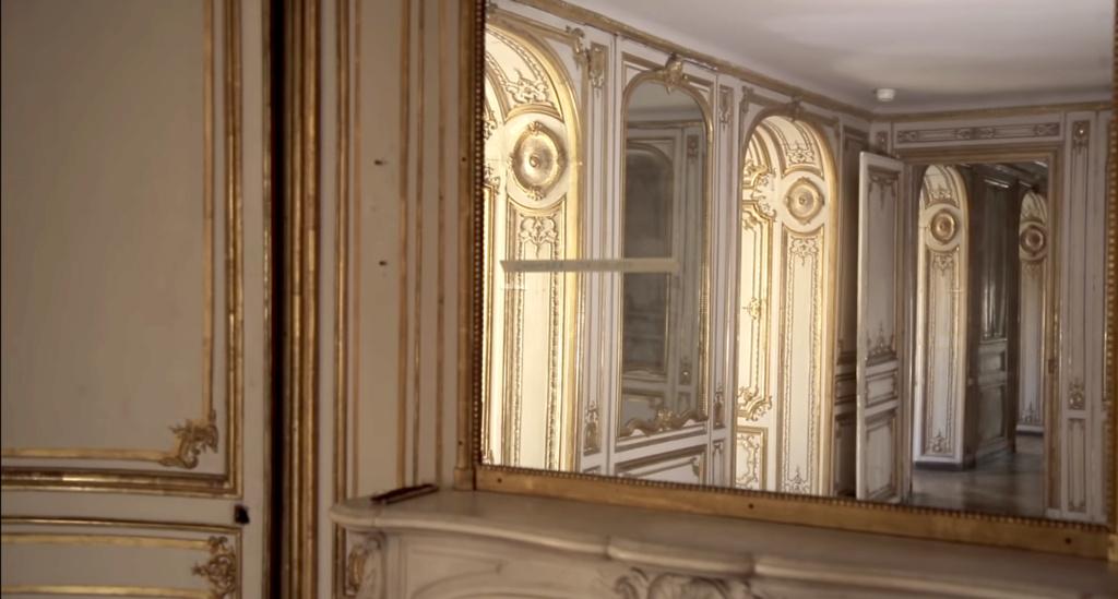 Restauration de l'appartement de Mme du Barry, à Versailles Capt2891