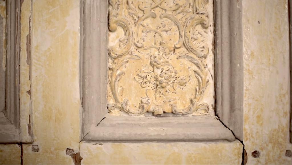 Restauration de l'appartement de Mme du Barry, à Versailles Capt2897