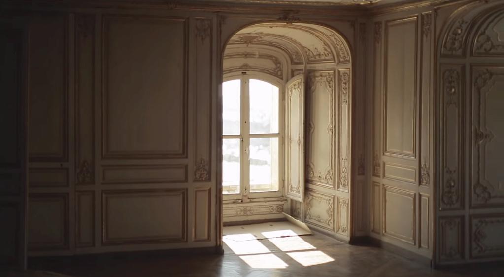 Restauration de l'appartement de Mme du Barry, à Versailles Capt2899