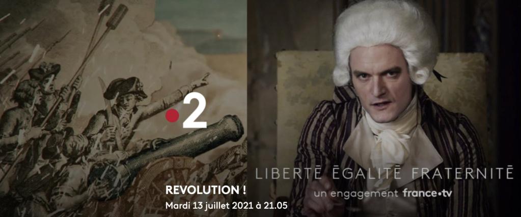 Révolution ! Docu-fiction en deux parties diffusé sur France 2 Capt2931