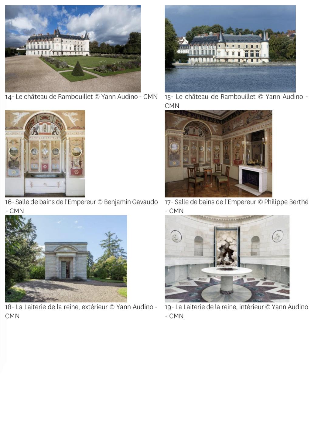 """Exposition """" Vivre à l'antique, de Marie-Antoinette à Napoléon Ier """" - Château de Rambouillet - Page 2 Capt2967"""