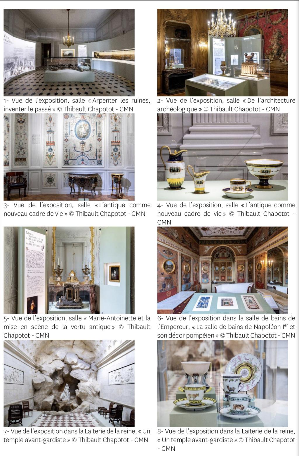 """Exposition """" Vivre à l'antique, de Marie-Antoinette à Napoléon Ier """" - Château de Rambouillet - Page 2 Capt2968"""