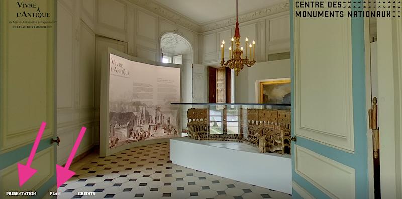 """Exposition """" Vivre à l'antique, de Marie-Antoinette à Napoléon Ier """" - Château de Rambouillet - Page 2 Capt2969"""