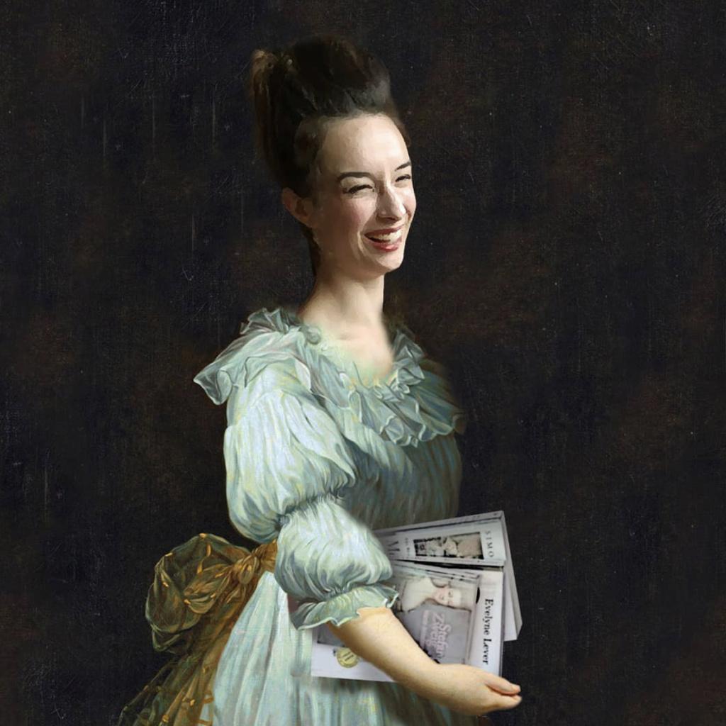 """Chaîne historique Youtube """" Selfie'storique """" : Marie-Antoinette (Saison 1) Capt2978"""