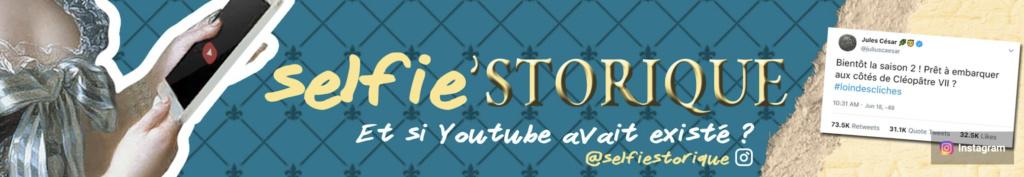 """Chaîne historique Youtube """" Selfie'storique """" : Marie-Antoinette (Saison 1) Capt2979"""