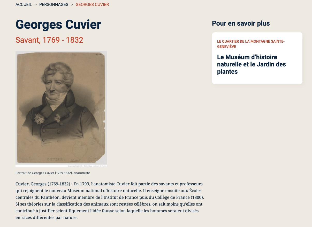 Parcours Révolution : le Paris de la Révolution française Capt2990