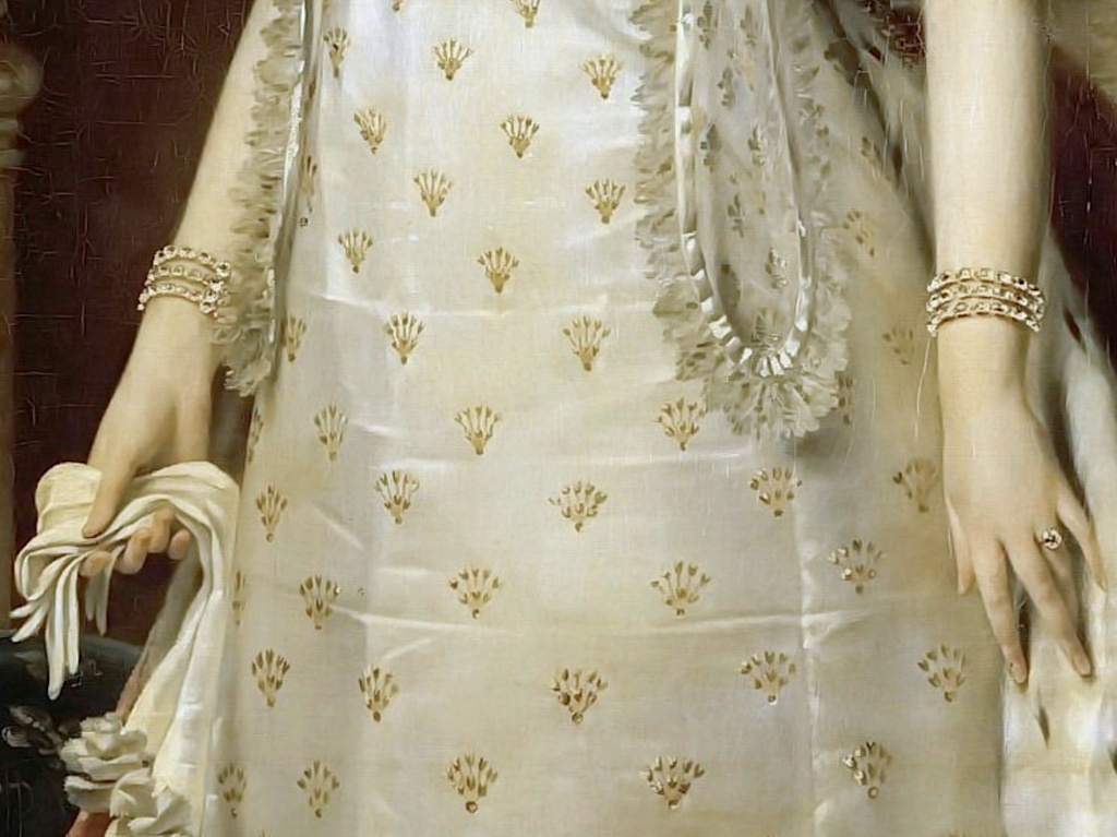 Bijoux de Marie-Antoinette : bracelets de diamants  - Page 2 Capt3020