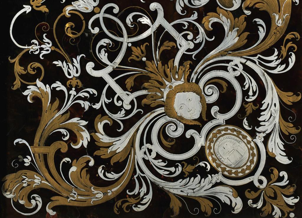 Le mobilier et le renouveau du « style Boulle » dans les années 1770-1780 : Etienne Levasseur et Adam Weisweiler Capt3079