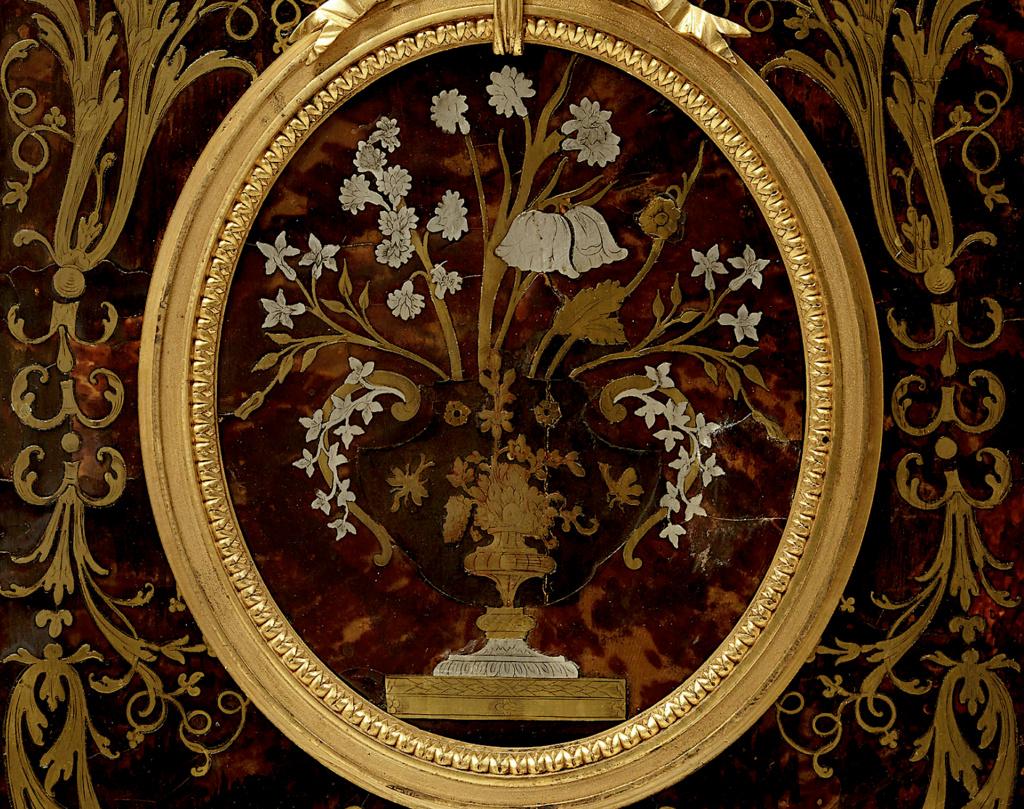 Le mobilier et le renouveau du « style Boulle » dans les années 1770-1780 : Etienne Levasseur et Adam Weisweiler Capt3081