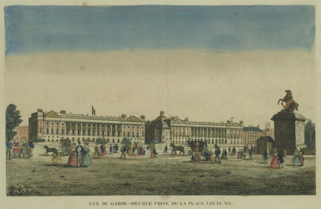 Le Garde-Meuble de la Couronne, actuel Hôtel de la Marine - Page 6 Capt3085