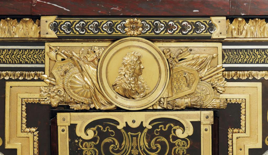 Le mobilier et le renouveau du « style Boulle » dans les années 1770-1780 : Etienne Levasseur et Adam Weisweiler Capt3090