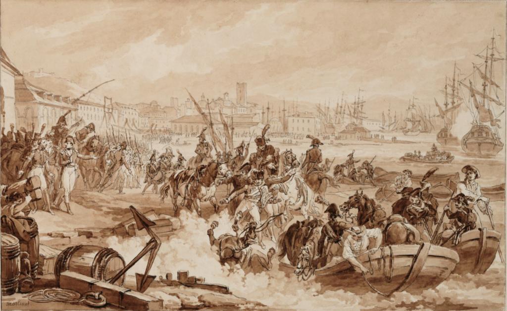 Bonaparte et la campagne d'Egypte (1798 - 1801) - Page 2 Capt3101