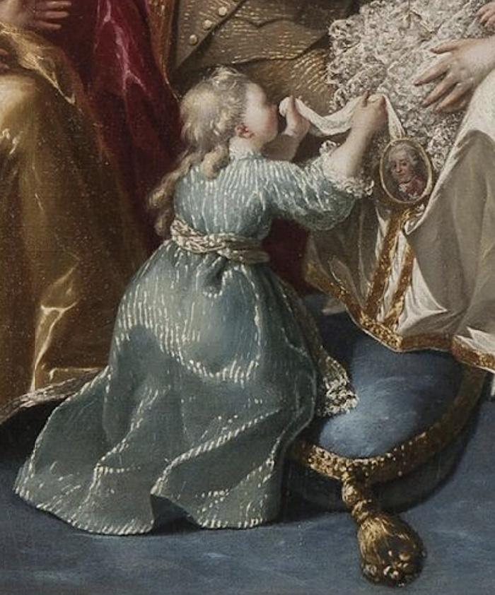 Naissances illustrées des enfants de Marie-Antoinette  Captu104