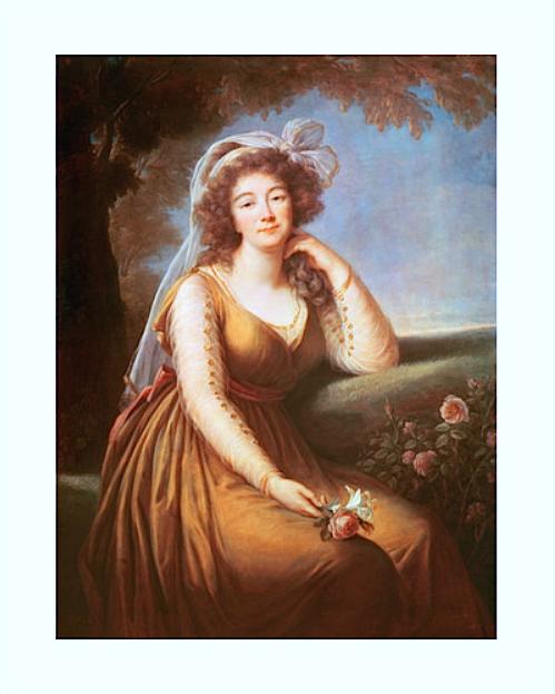 Portraits de la comtesse du Barry par (et d'après) Elisabeth Vigée Le Brun Captu128