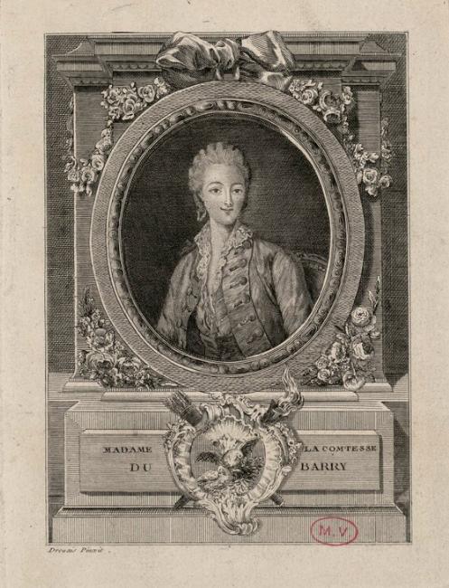 Portraits de Madame du Barry par François-Hubert Drouais - Page 3 Captu136