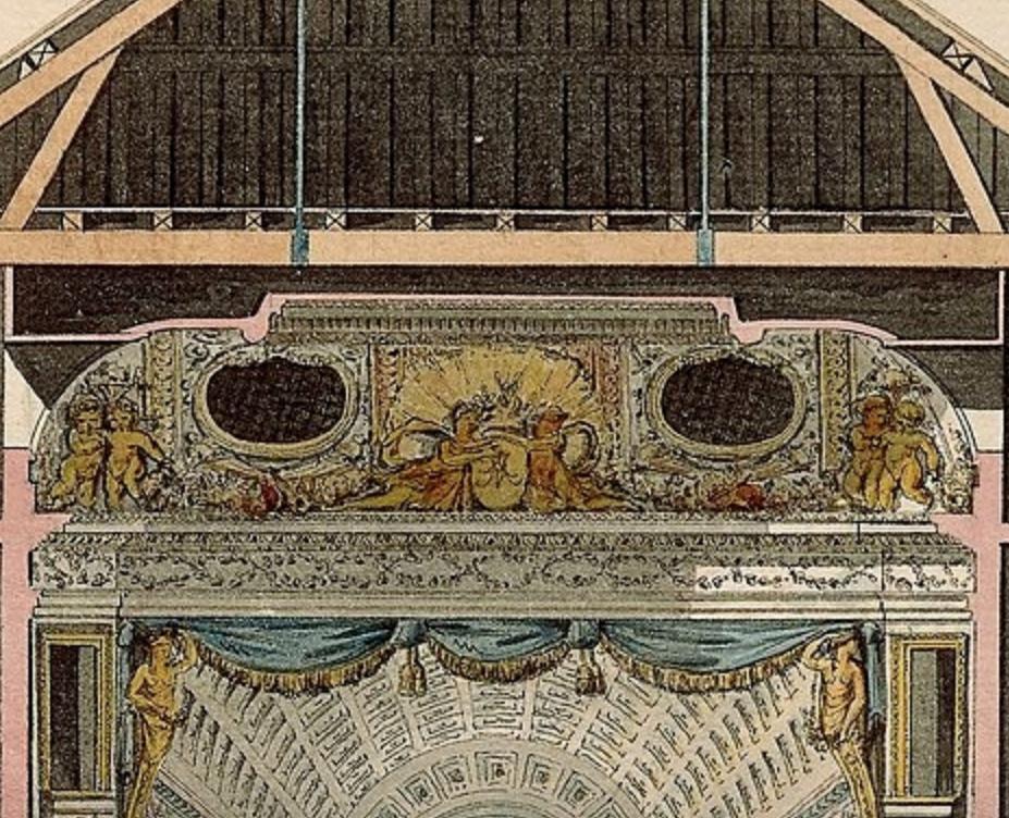 Le Théâtre de la reine (Trianon) : de la Révolution à la fin du XIXe siècle Captu143