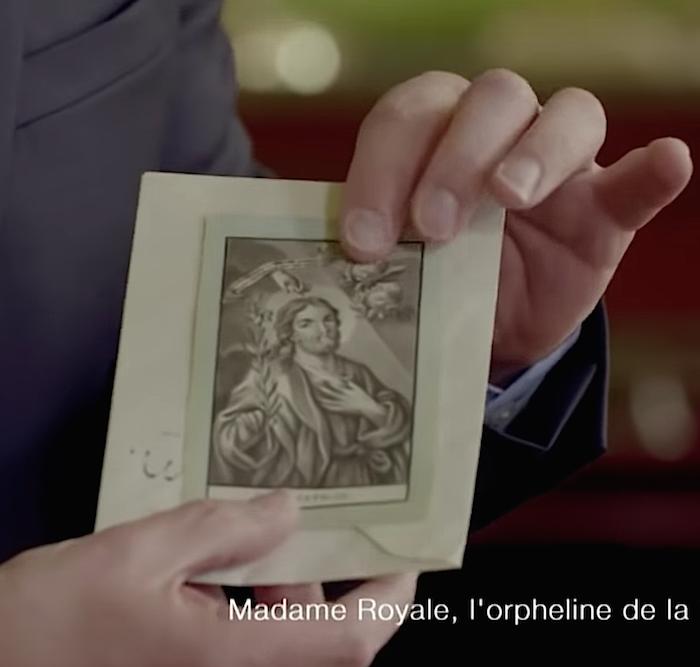 Dessins réalisés par Madame Royale, duchesse d'Angoulême Captu153