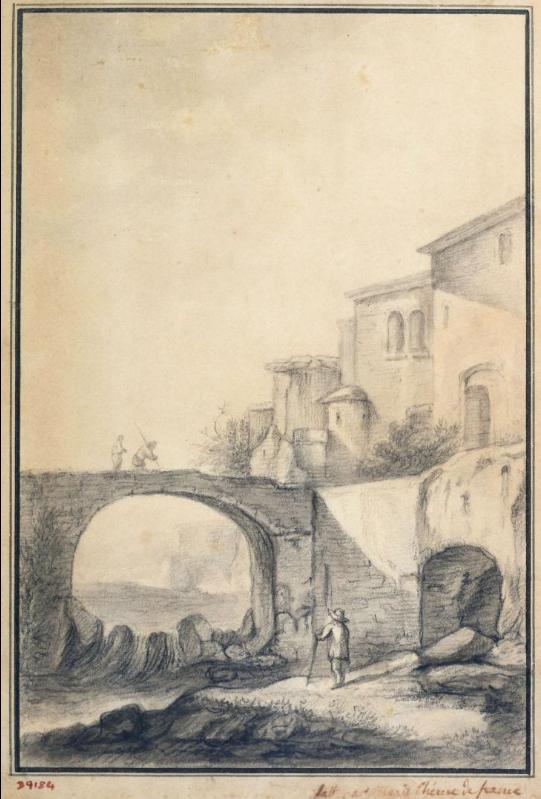 Dessins réalisés par Madame Royale, duchesse d'Angoulême Captu156