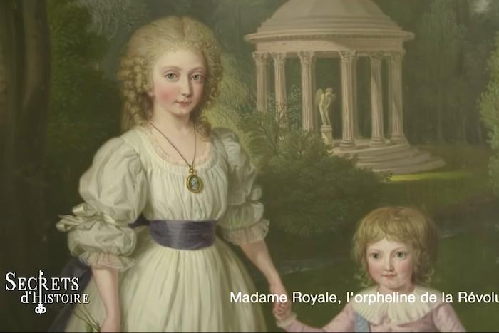 Portraits de Madame Royale, duchesse d'Angoulême - Page 5 Captu175