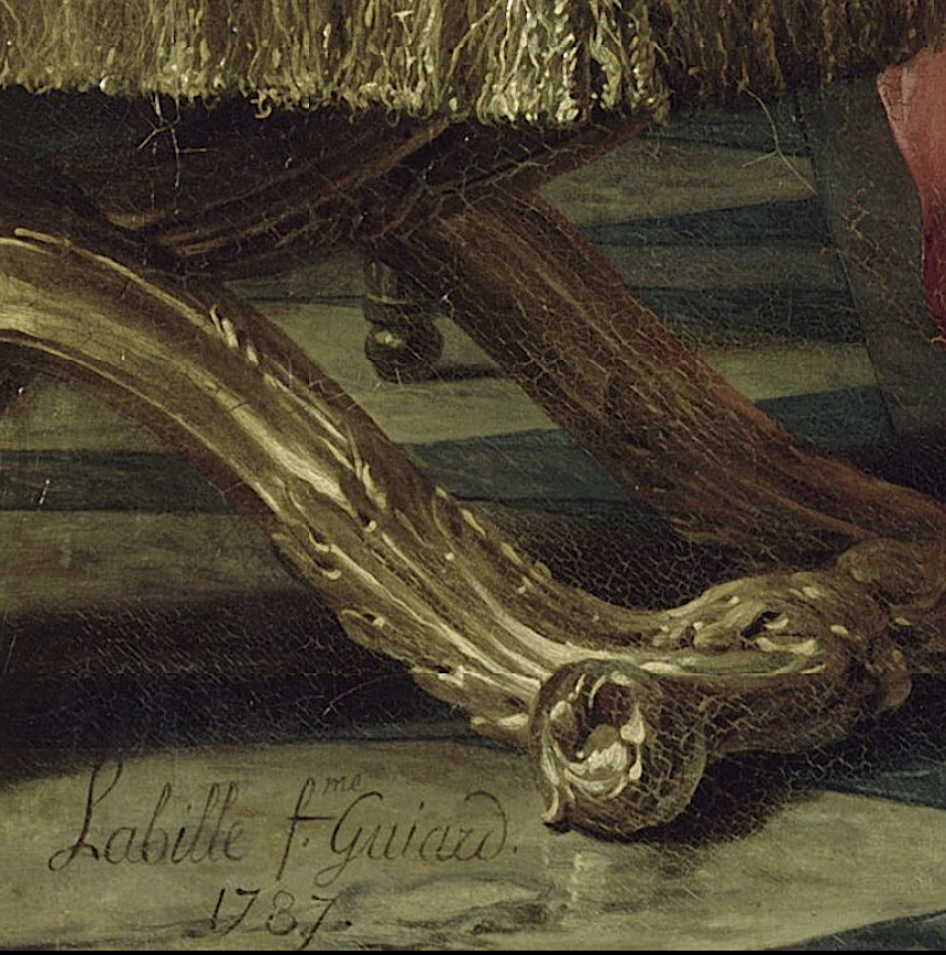 Marie-Adélaïde de France, dite Madame Adélaïde - Page 2 Captu176