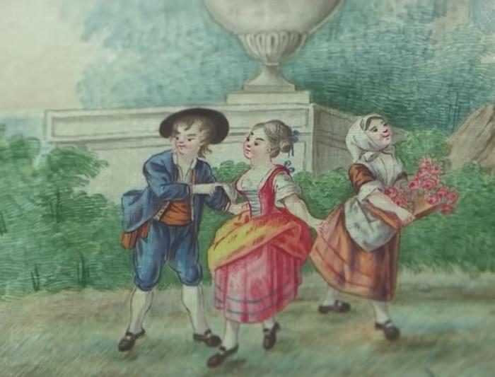 Layette royale des Enfants de France Captu180
