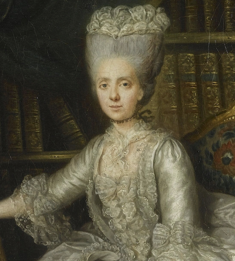 Marie-Adélaïde de France, dite Madame Adélaïde - Page 3 Captu184