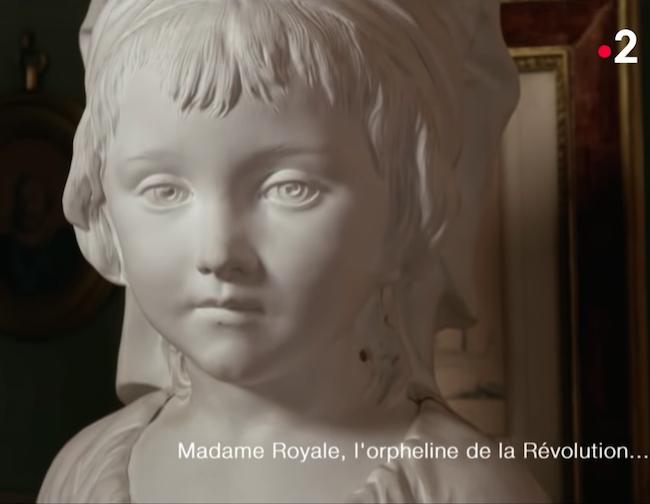 Portraits en buste et sculptures de Madame Royale Captu184