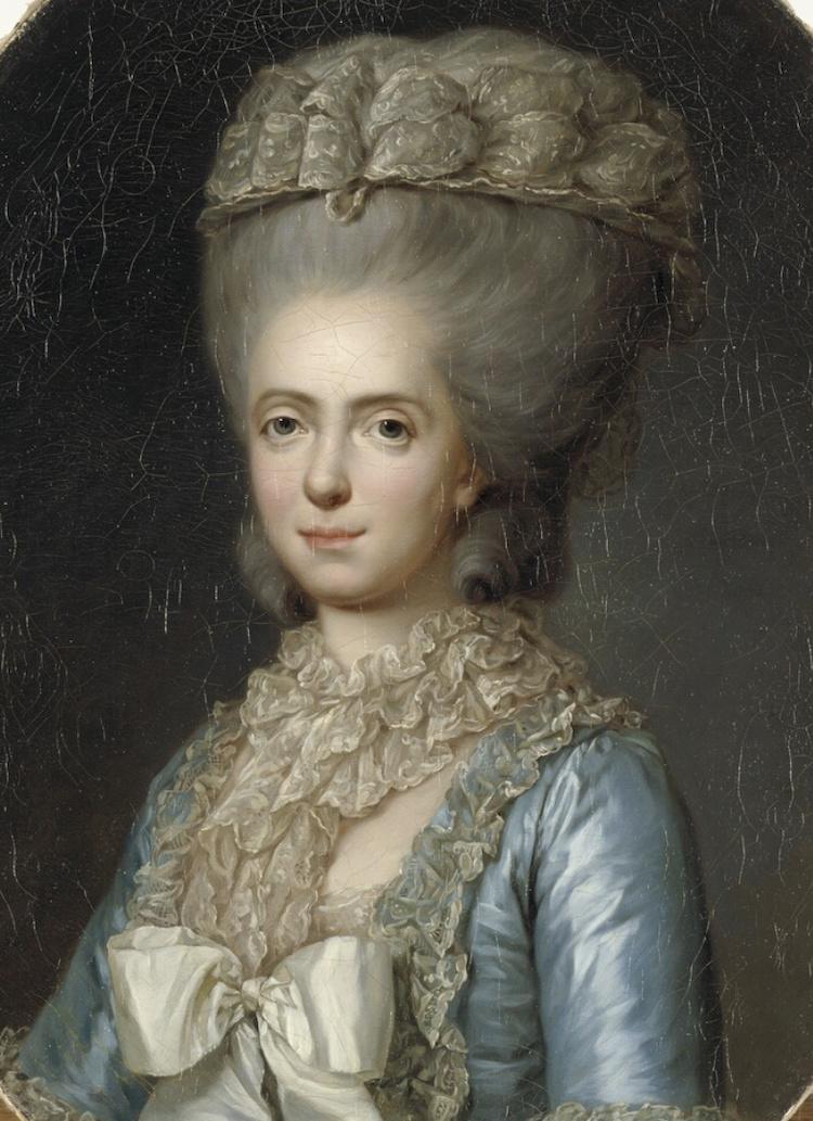 Marie-Adélaïde de France, dite Madame Adélaïde - Page 3 Captu185
