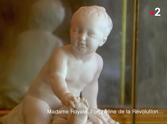 Portraits en buste et sculptures de Madame Royale Captu186