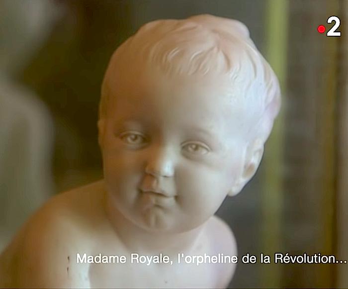 Portraits en buste et sculptures de Madame Royale Captu187