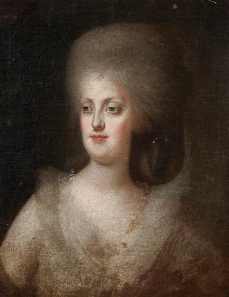 Portraits de Marie Caroline d'Autriche, reine de Naples et de Sicile - Page 4 Captu198