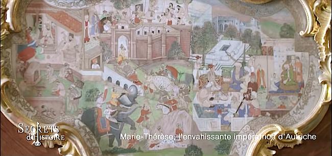 Schönbrunn, Habsbourg et Chinoiseries ... Captu204