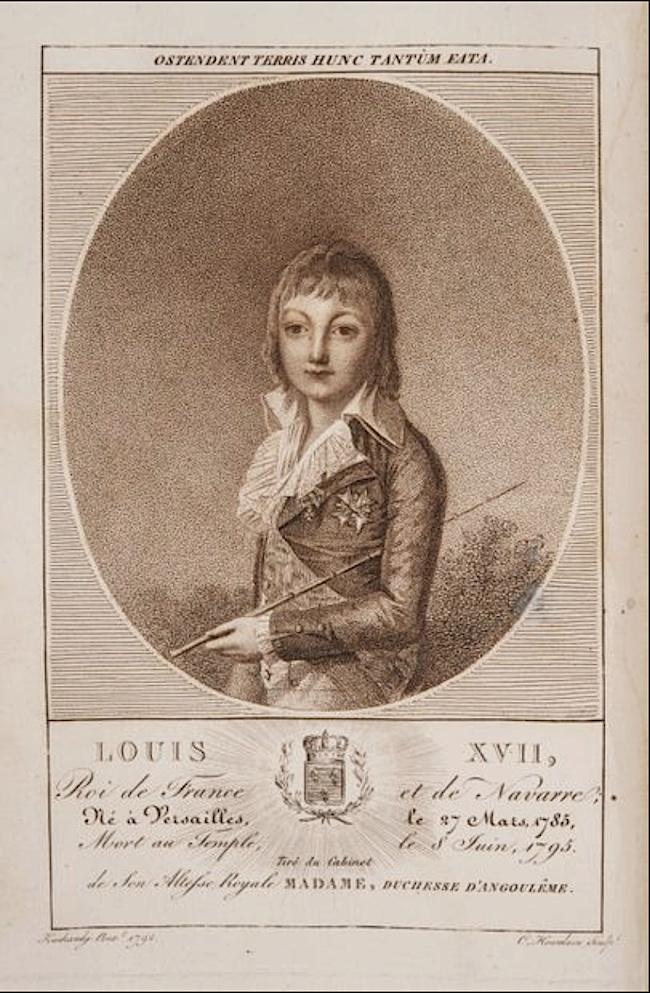 Portraits de Madame Royale, duchesse d'Angoulême - Page 5 Captu206