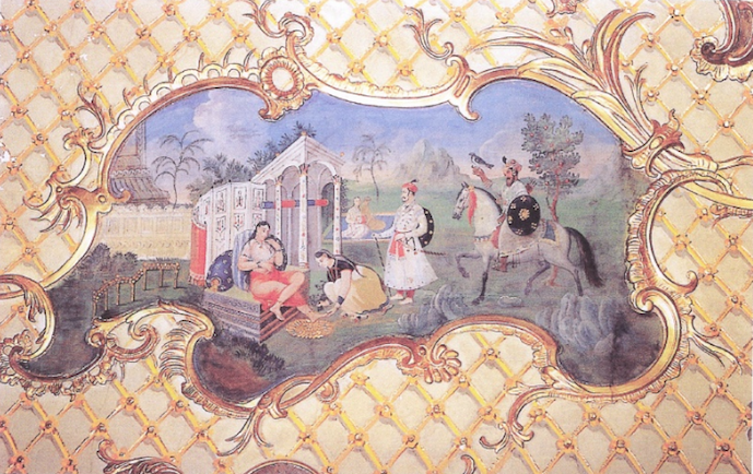 Schönbrunn, Habsbourg et Chinoiseries ... Captu206