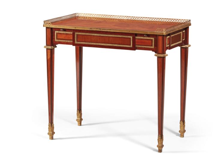 Tuileries - Le mobilier de Marie-Antoinette aux Tuileries Captu215