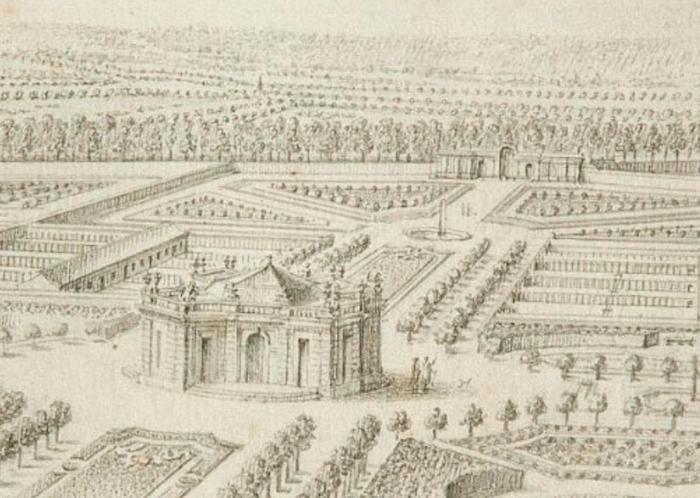 Le Pavillon français du domaine du Petit Trianon Captu245