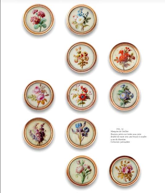 Les boutons, accessoires de mode au XVIIIe siècle - Page 2 Captu256