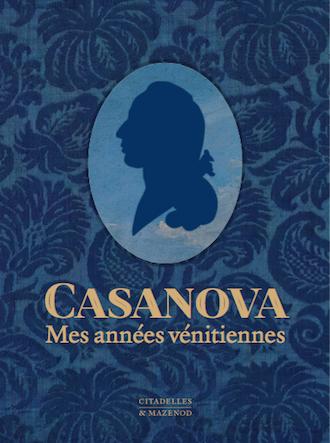 Casanova. Anthologie réunie et présentée par Michel Delon Captu274