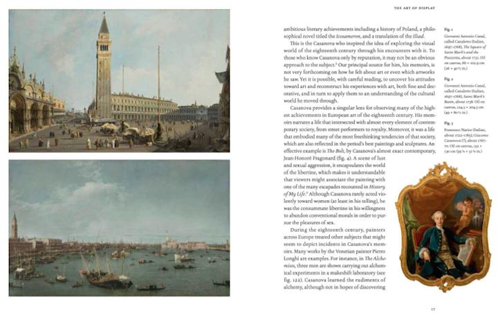 """Exposition """"l'Europe de Casanova: art, plaisir et pouvoir au XVIIIe siècle"""" Captu279"""