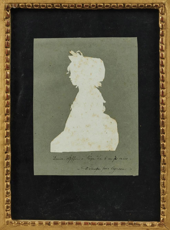 L'art des découpures au XVIIIe siècle : figures en papier découpé et canivets Captu283