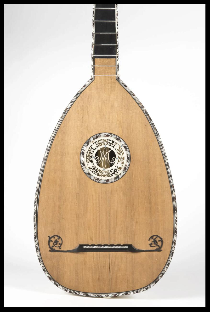 Une mandoline ayant appartenu à Marie-Antoinette ?  - Page 2 Captu285
