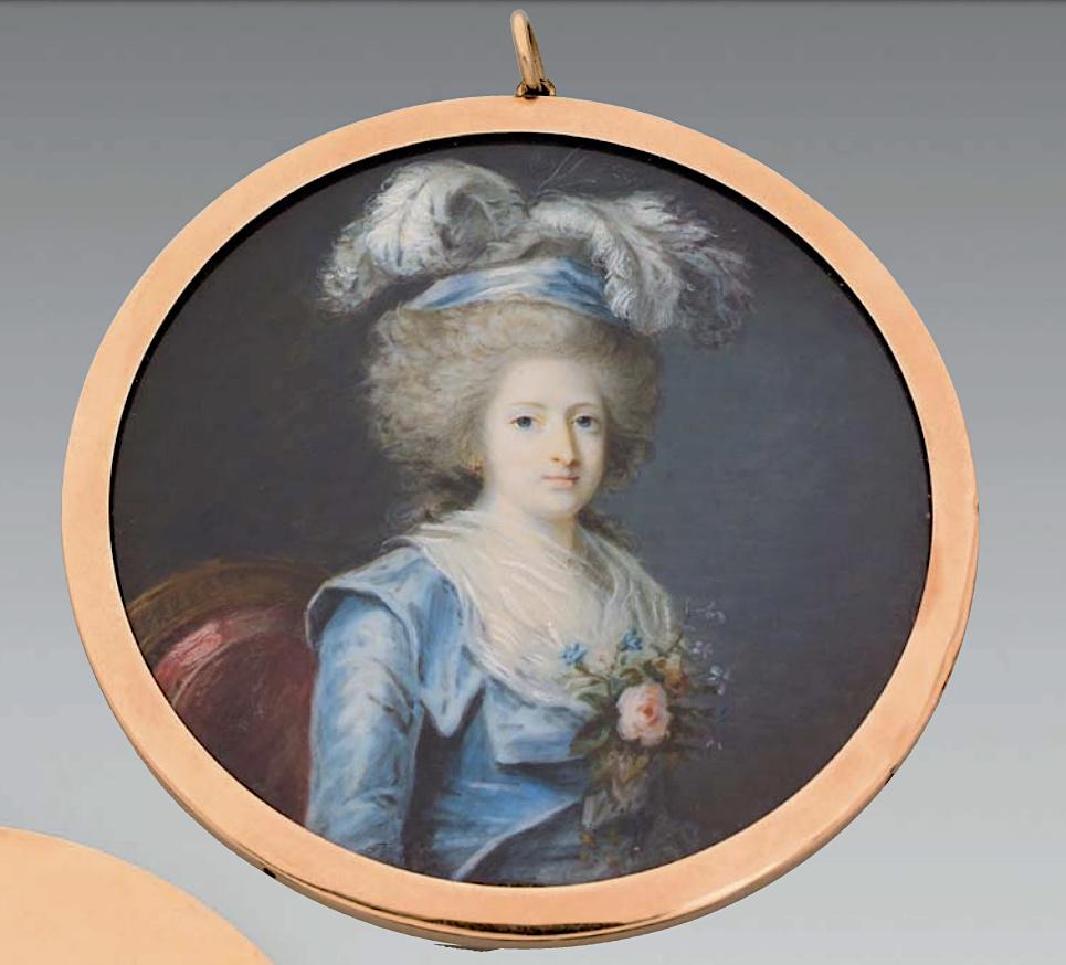 Madame Élisabeth, sœur  de Louis XVI - Page 8 Captu314