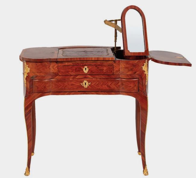 """Les tables dites """"d'accouchée"""", au XVIIIe siècle Captu320"""