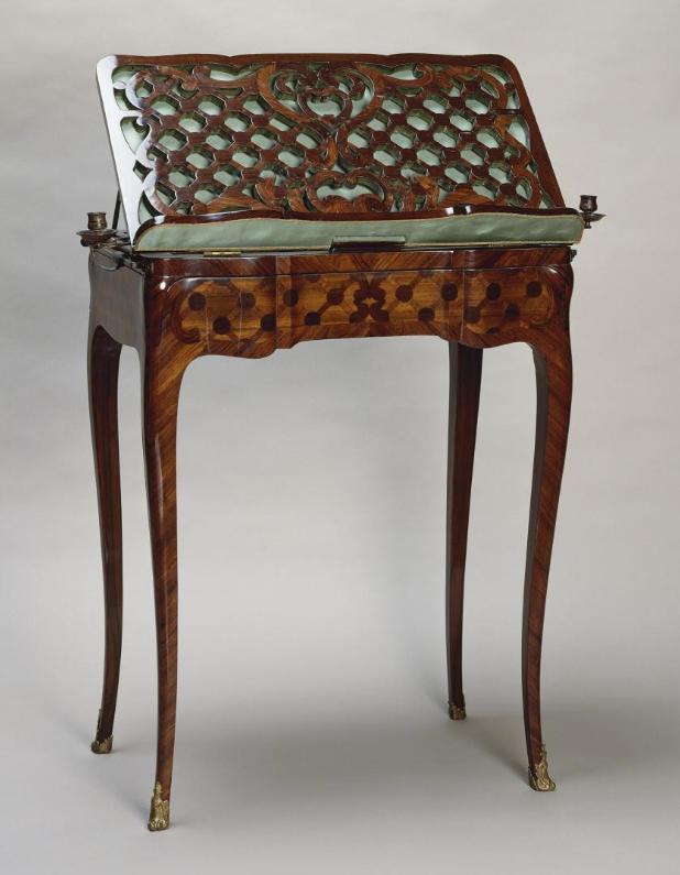 """Les tables dites """"d'accouchée"""", au XVIIIe siècle Captu322"""