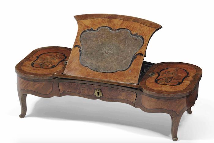 """Les tables dites """"d'accouchée"""", au XVIIIe siècle Captu325"""