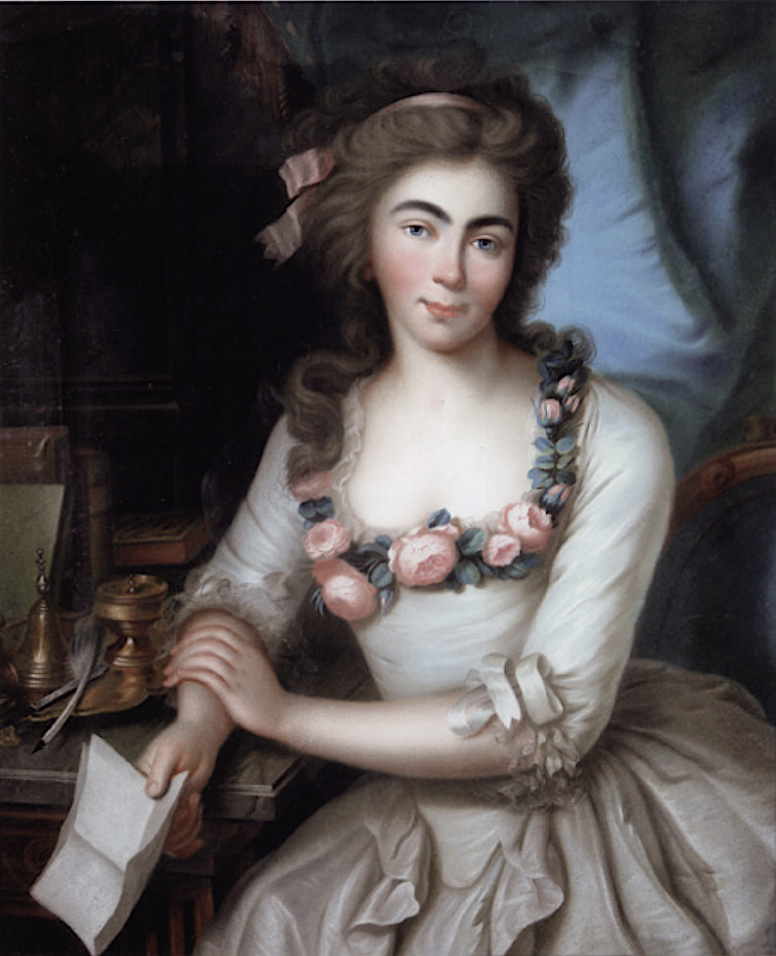 Louise-Henriette-Caroline de Hesse-Darmstadt, une amie de Marie-Antoinette - Page 2 Captu326